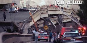 زلزال السعودية