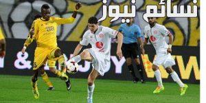 مباراة الجزيرة والوصل
