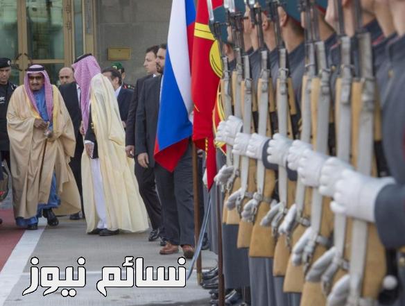 مغادرة الملك سلمان موسكو