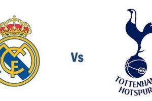 نتيجةمباراة ريال مدريد وتوتنهام اليوم وملخص خسارة الملكي 11 نوفمبر 2017 في دوري أبطال أوروبا على ملعب ويمبلي