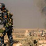 قتلى وجرحى من الجيش العراقي في هجوم مسلحين عليه في المنطقة الصناعية