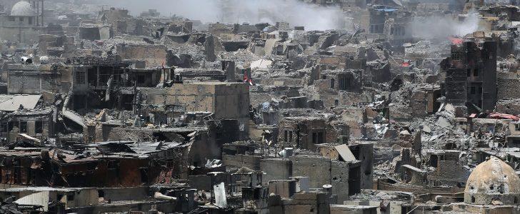 قتلى وجرحى في الموصل وكركوك بعد إنفجارات متعددة وزيارة من العبادي لقضاء القائم