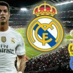 نتيجةمباراة ريال مدريد ولاس بالماس اليوم 5-11-2017 وملخص لقاء فوز الملكي في الدوري الأسباني