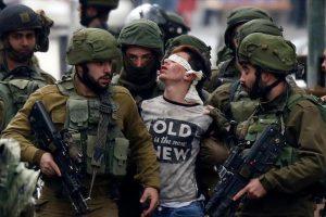 الطفل الفلسطيني فوزي الجنيدي يروي تفاصيل اعتقاله والاعتداء عليه من جنود الاحتلال الإسرائيلي
