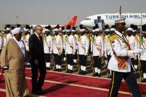 وزير الخارجية السوداني يشيد بزيارة الرئيس التركي رجب طيب أردوغان إلى الخرطوم