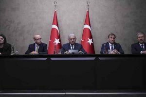 رئيس الحكومة التركية يجري زيارة للمملكة العربية السعودية لبحث عدد من الملفات المشتركة