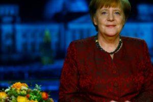 تماسك الاتحاد الأوروبي سيكون الملف الرئيسي لميركل خلال الأعوام القادمة
