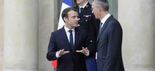 الرئيس الفرنسي يصف انتقادات بشار الأسد لبلاده بدعن الإرهاب بالأمر غير المقبول