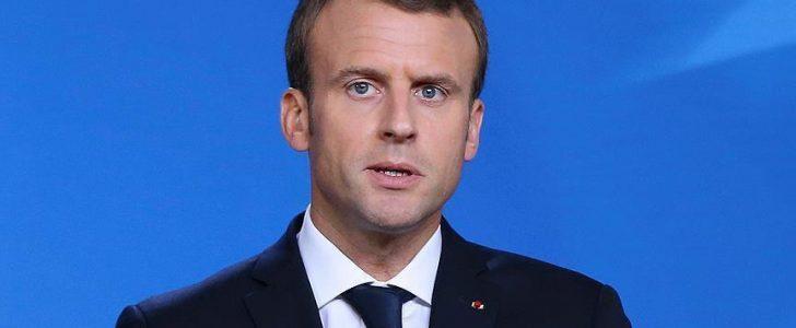 الرئيس الفرنسي يجدد رفضه لقرار ترامب ويشير إلى اعتراف بلاده بدولة فلسطين في الوقت المناسب