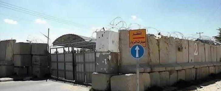 الاحتلال الإسرائيلي يغلق جميع معابره مع قطاع غزة المحاصر اعتبارا من اليوم