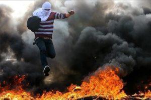 تواصل اندلاع للمواجهات بين جنود الاحتلال الإسرائيلي والشبان الفلسطينيين للجمعة الثالثة على التوالي