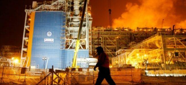 وصول أول شحنة من الغاز الطبيعي الروسي المسال إلى ميناء غراين البريطاني