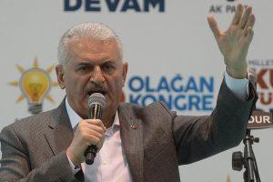 يلدرم يعلن مواصلة الجهود التركية لدعم حقوق الشعب الفلسطيني وإقامة الدولة الفلسطينية