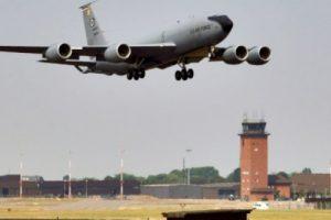 إحباط محاولة للهجوم على قاعدة تابعة لسلاح الجو الأمريكي في بريطانيا