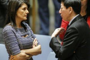 الصين ترفض الاتهامات الموجهة لها بتسهيل تهريب المواد النفطية إلى كوريا الشمالية