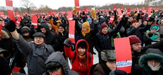اليكس نافالني يدعو الشعب الروسي لمقاطعة انتخابات الرئاسة في أعقاب رفض ترشحه