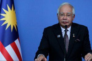 رئيس الحكومة الماليزية يتقدم فاعلية جماهيرية لنصرة القدس في مدينة بوتراجايا الماليزية