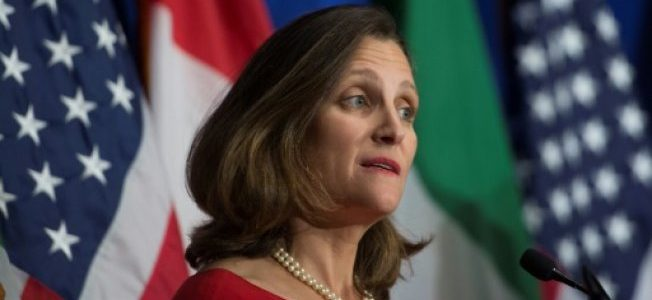 كندا ترد على القرار الأمريكي بالمثل وتفرض رسوم على الواردات الأمريكية