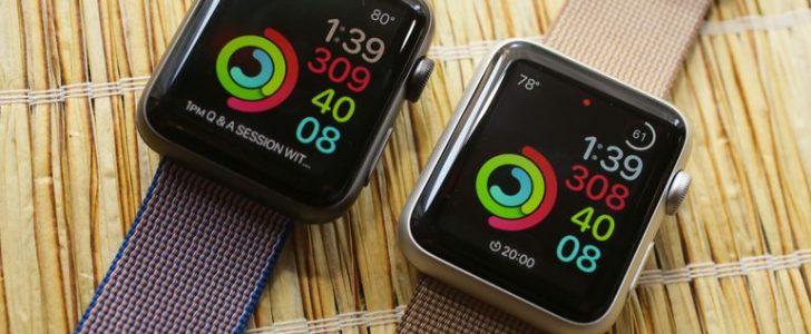 ساعة Apple Watch الذكية تنقذ شخص آخر من جديد