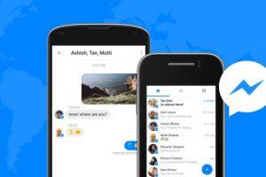 تطبيق Facebook Messenger Lite يتخطى الـ100مليون تثبيت