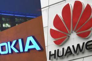 تعاقد جديد بين شركتي Huawei وNokia من أجل ترخيص لبراءات الاختراع