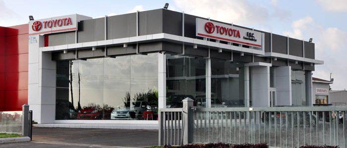 هدف جديد لشركة Toyota في غزوها لسوق السيارات الكهربائية
