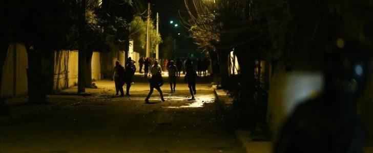 """احتجاجات تونسية ضد """"قانون المالية 2018"""" أمام مبنى محافظة العاصمة تونس"""
