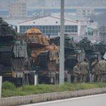 تركيا ترسل تعزيزات عسكرية جديدة للحدود السورية استعدادا لعمليتها العسكرية في عفرين السورية