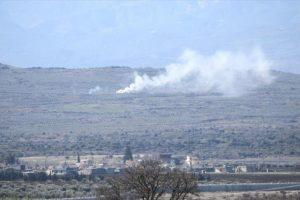 """المدفعية التركية تستهدف مواقع تنظيم """"B Y D"""" في مدينة عفرين السورية"""