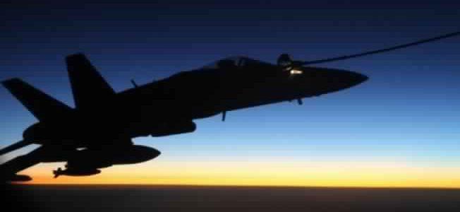 غارة جوية خاطئة لمقاتلات التحالف الدولي على قوة أمنية عراقية توقع عدد من القتلى والجرحى