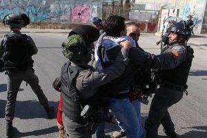 وزارة الصحة الفلسطينية تعلن عن اعداد الإصابات التي لحقت بصفوف الشبان الفلسطينيين اليوم