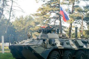 قوات روسية تبدأ في الانسحاب من محيط مدينة عفرين السورية قبيل العملية العسكرية التركية
