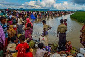 منظمة العفو الدولية توثق ارتكاب جرائم حرب من قبل جيش ميانمار بحق أقلية الروهينجا