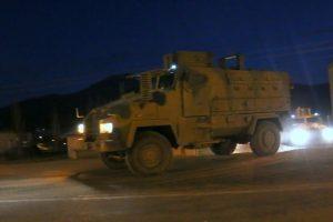 القوات التركية تتمكن من السيطرة على قرية الكانا غربي مدينة عفرين السورية