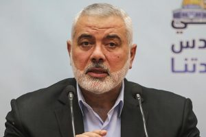وزارة الخزانة الأمريكية تدرج إسماعيل هنية على قائمة الإرهابيين العالميين