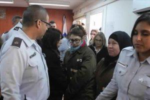النيابة العسكرية الإسرائيلية تعيق الإفراج عن نور التميمي بلائحة اتهام جديدة