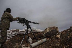 المعارضة السورية تتأهب استعدادا لانطلاق عملية الجيش التركي ضد المقاتلين الأكراد في مدينة عفرين