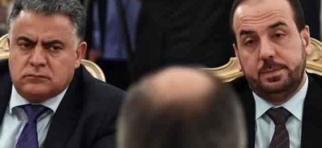المعارضة السورية تعلن عن مقاطعة مؤتمر الحوار السوري المزمع عقده بمدينة سوتشي الروسية