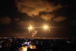 مقاتلات الاحتلال الإسرائيلي تستهدف أراض زراعية بمدينة رفح بعدة غارات جوية