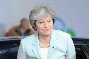 الصين تترقب الزيارة الأولى لرئيسة الوزراء البريطانية تيريزا ماي نهاية الشهر الجاري