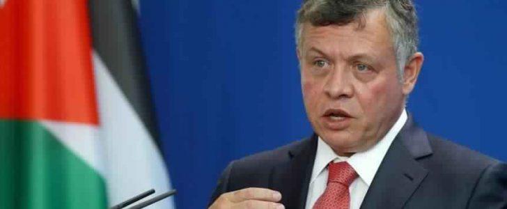 العاهل الأردني يخالف رؤية القيادة الفلسطينية حول دور الولايات المتحدة في عملية السلام