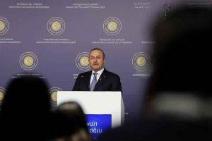 وزير الخارجية التركي يشترط اتخاذ الولايات المتحدة خطوات جادة قبل تقديم اقتراحات حول عفرين