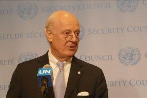 وفد النظام السوري يرفض مقترحا عربيا غربيا مشتركا لتسوية الأزمة السورية عبر الحل السياسي