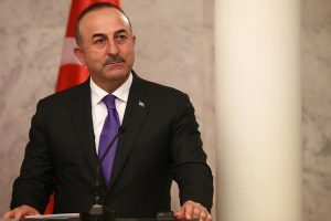 وزير الخارجية التركي يؤكد على استمرار عملية غصن الزيتون العسكرية حتى تحقيق أهدافها