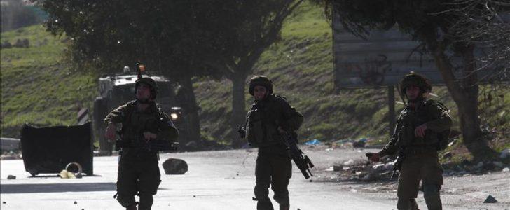 خروج الفلسطينون بالضفة الغربية في مسيرات احتجاجية ضد قرار ترامب للجمعة التاسعة على التوالي