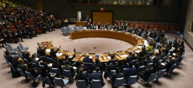 مجلس الأمن يبحث الأسبوع الجاري مشروع قرار كويتي سويدي لإرساء هدنة في سوريا