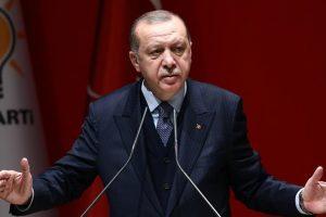 أردوغان ينفي الاتهامات الأمريكية حول استهداف القوات التركية للمدنيين في منطقة عفرين