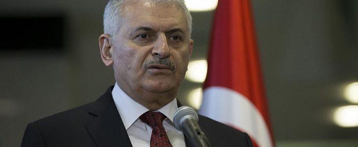 رئيس الوزراء التركي يبدي عدم تفهمه لانزعاج البعض من جهود بلاده الرامية لاستقرار سوريا والعراق