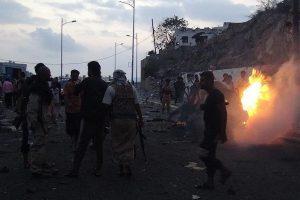 الجيش الوطني اليمني يسيطر على خمس مناطق جديدة في جبهة تعز الغربية