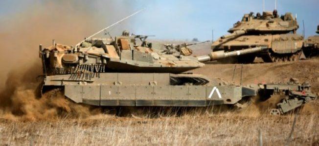 إسرائيل تستهدف مواقع عسكرية للنظام السوري والأخيرة ترد باستهداف الطائرات الإسرائيلية